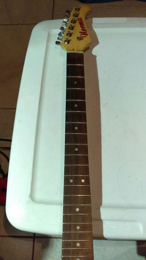 Stratocaster rosewood neck with tuners for Sale in Chandler, AZ
