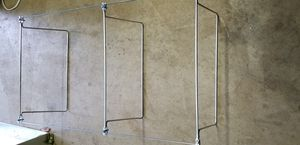 File cabinet hanging file folder frames wire rack spacers for Sale in Vancouver, WA
