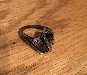 Wedding Ring Black Gold for Sale in Valley Home, CA