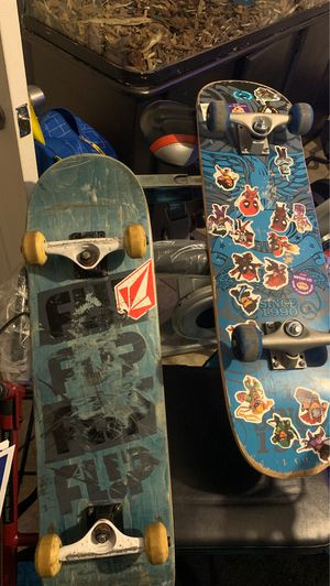 2boards both for 50$ for Sale in Los Angeles, CA
