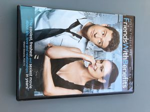 Friends with Benefits on DVD for Sale in Houston, TX