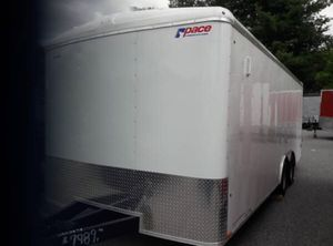 New 20' Ft. American Pace Journey Enclosed Trailer for Sale in Drexel Hill, PA