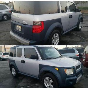 Honda element for Sale in Huntington Park, CA