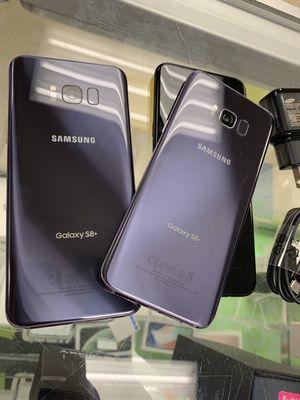 Samsung Galaxy s8 plus unlocked 64 gb for Sale in Cambridge, MA