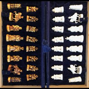 Chess Set for Sale in NY, US