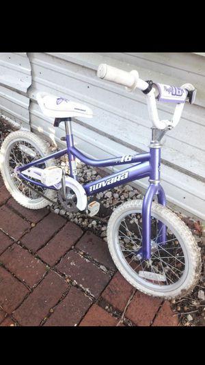 "Novara Girls bicyle 16"" inch tires for Sale in Dallas, TX"