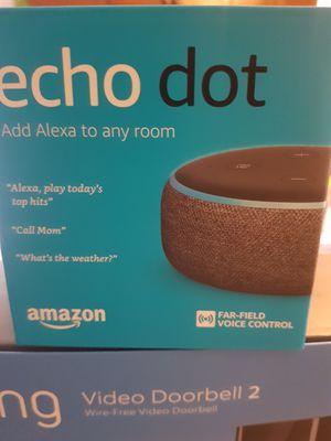 Echo dot speaker for Sale in Lexington, KY