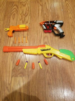 Fun and Awesome!! Nerf Guns for Sale in Falls Church, VA