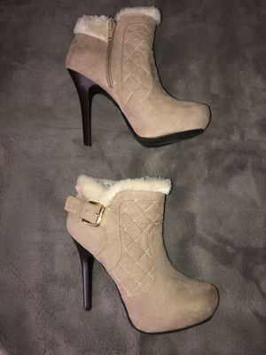 Madeline Girl high heel ankle boots for Sale in Federal Way, WA
