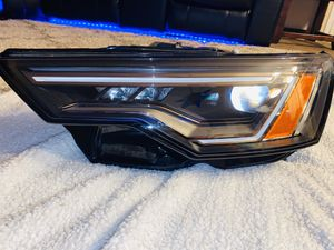 Audi S6 A6 left side headlight led 2018 2019 for Sale in Dallas, TX