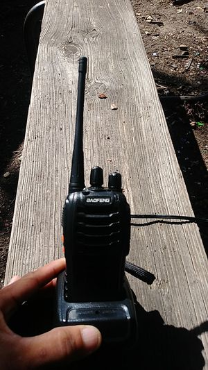 Baofeng walkie talkie for Sale in Carrollton, TX