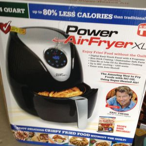 As Seen on TV Power Air Fryer XL for Sale in Port St. Lucie, FL