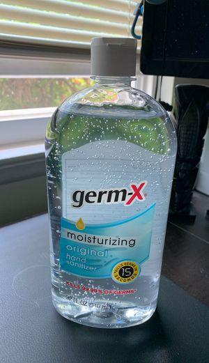 GermX 32oz for Sale in Springfield, VA