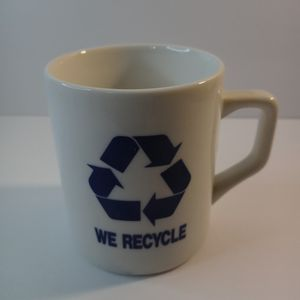 Vintage Mug We Recycle for Sale in New Port Richey, FL
