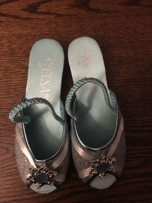Elsa shoes size 13/1 for Sale in Newport News, VA