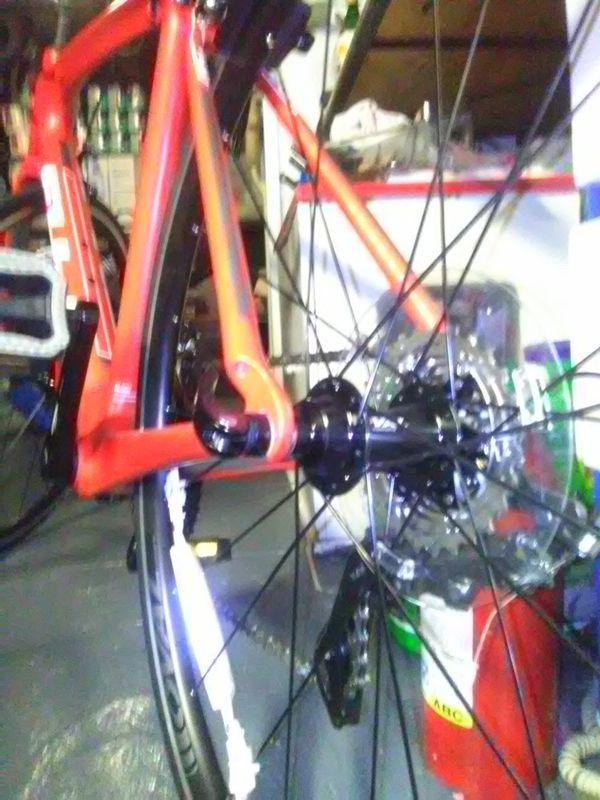Brand New Fuji LTD road bike.