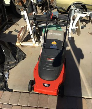 Electric Lawn Mower for Sale in Peoria, AZ