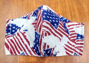 USA FLAG PATRIOTIC Face mask for Sale in Sun City, AZ