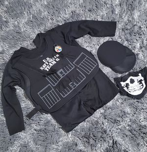 Navy seal costume for kids for Sale in Los Angeles, CA