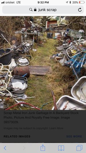 Free clean up will haul away unwanted junk I even do demo work like old buildings let me no what u need done thanks for Sale in Morgantown, WV