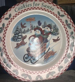 Longaberger holiday dishes for Sale in Bakersfield, CA
