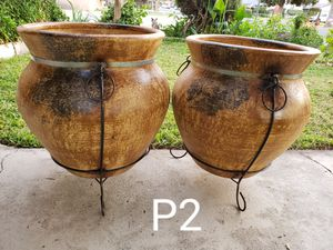 LEAP DAY! FEBRUARY SPECIAL - POTS/PLANTERS for Sale in Sanger, CA