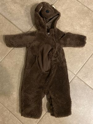 Pottery barn kids bear Halloween costume. Size 6-12 months for Sale in Wimauma, FL