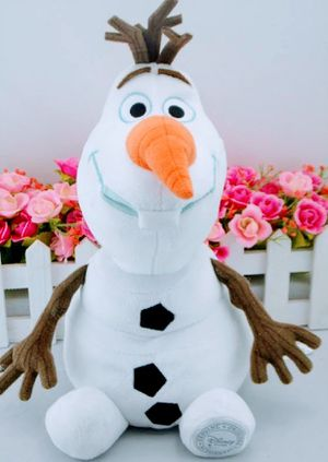 New w tags Disney Frozen Olaf the Snowman collectible toy doll. Save$$. for Sale in Dallas, TX