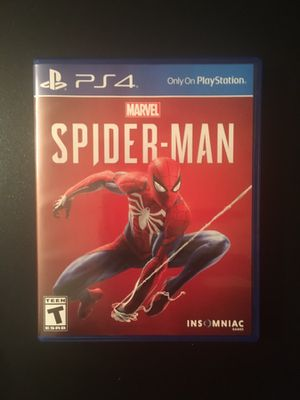 Spider-Man PS4 perfect condition for Sale in Washington, DC