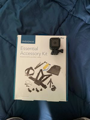 Gopro with accessory kit for Sale in Easton, MA