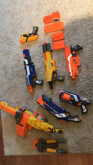 Nerf gun pack for Sale in Seattle, WA
