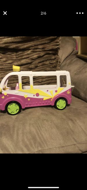 """Shopkins ice cream truck $1 Approx. 10.5"""" long x 6"""" tall x 4.5"""" wide. $1 for Sale in San Diego, CA"""