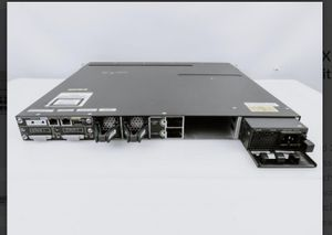Cisco Catalyst 3750 X series PoE+ 48 Ports Gigabit Ethernet Switch for Sale in Cary, NC