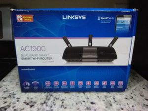 Linksys router for Sale in Largo, FL