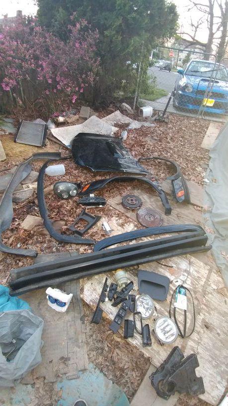 Subaru bugeye stuff