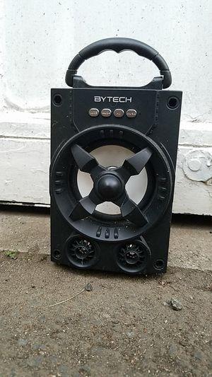By tech speaker for Sale in Seymour, CT