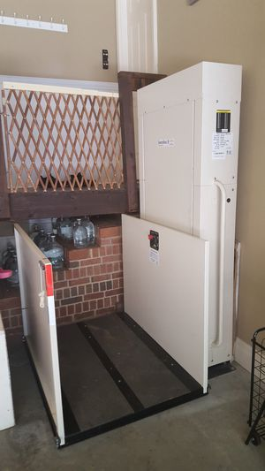 Home elevator lift for Sale in Monroe, NC