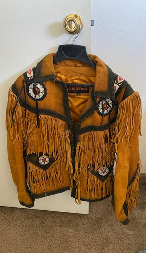 Hand Made Leather Jacket for Sale in Phoenix, AZ