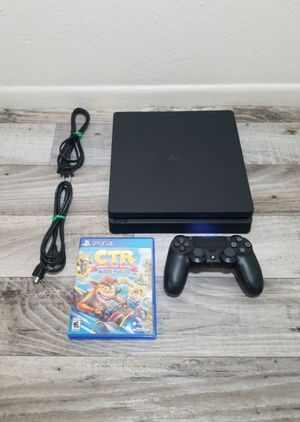 🚩 Playstation 4 Slim 1TB (1000gb) Bundle Ps4 🚩 for Sale in Phoenix, AZ