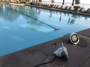 Pool light for Sale in Rancho Cucamonga, CA