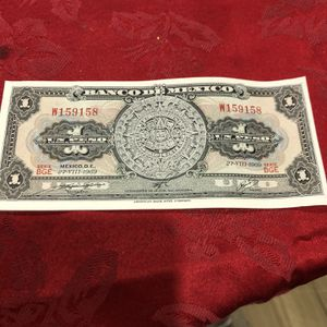 1969- COLLECTIBLE 1 PESO for Sale in Las Vegas, NV
