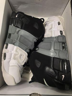 Nike more uptempo tri color for Sale in Medley, FL