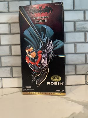 Kenner Batman & Robin movie action figure for Sale in Corona, CA