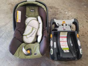Chico Keyfit 30 car seat. for Sale in Lynnwood, WA
