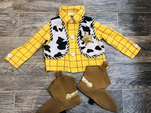 Woody Toy Story Kids Costume for Sale in Hesperia, CA