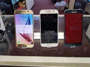 Verizon samsung galaxy s6 unlocked for Sale in Haines City, FL