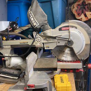 Laser Chop Saw Radius arm for Sale in Philadelphia, PA