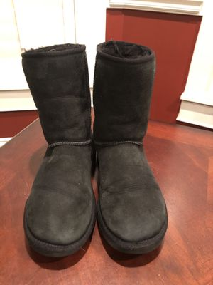Adult Ugg Boots. Size 7 for Sale in Houston, TX