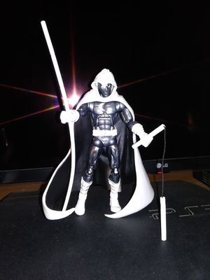 Marvel Legends Toy Biz Moon Knight Action Figure for Sale in Houston, TX