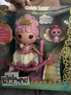 Limited collectors edition LalaLoopsy for Sale in North Charleston, SC